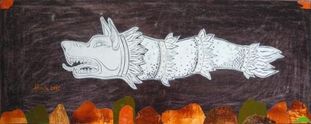 tablou draco